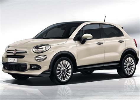 fiat 500 x crossover new 2016 fiat 500x small crossover is a global italian
