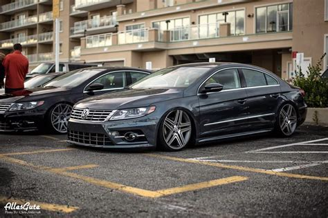 volkswagen passat modified custom volkswagen passat cc facelift 4 tuning