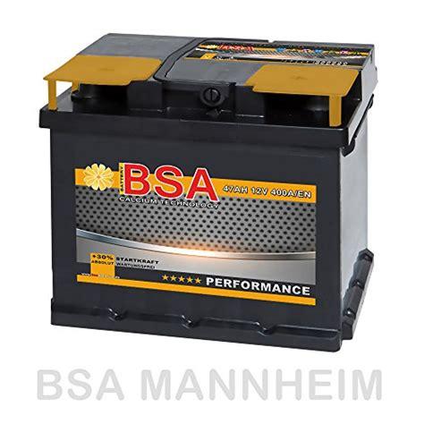 Welche Batterie Für Welches Auto by Autobatterien Im Test Welches Produkt Leistet Am Meisten