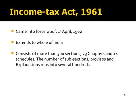 section 45 3 of income tax act basic principles of income tax