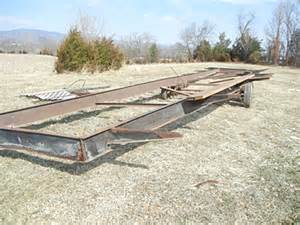 used mobile home trailer frames for tiny house trailer for with extras 004 600x390 tiny
