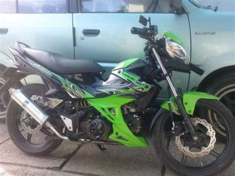 Jual Kawasaki Athlete 2010 Bandung by Indonesia Ads For Vehicles Gt Motorcycles 6 Free