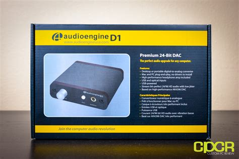 yihcon capacitors audioengine 5 a5 speakers and d1 dac review custom pc review