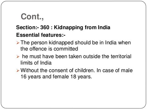 section 360 ipc offences towards body indian penal code 1860