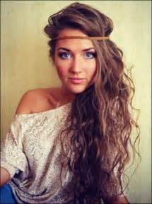 bo style hairstyles chic boho trendy hairstyles for young girls hairzstyle