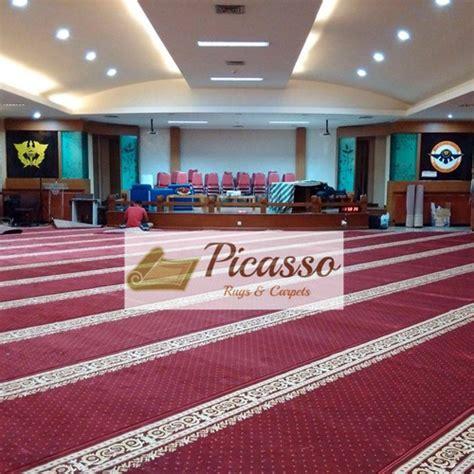 Karpet Masjid Di Jakarta inilah toko karpet masjid termurah dan terlengkap di indonesia picasso rugs carpets