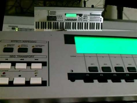 Yamaha Motif Pattern Mode | yamaha motif mo8 pattern mode recording tutorial part 1