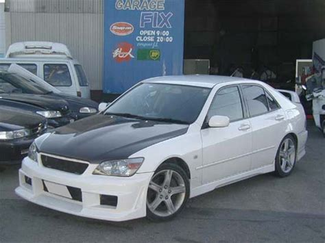 Toyota Altezza Rs 200 Toyota Altezza Rs200 Picture 7 Reviews News Specs