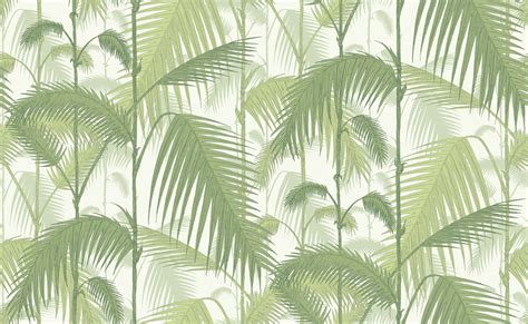 Traditional House Designs by Cole Amp Son Palm Jungle Wallpaper