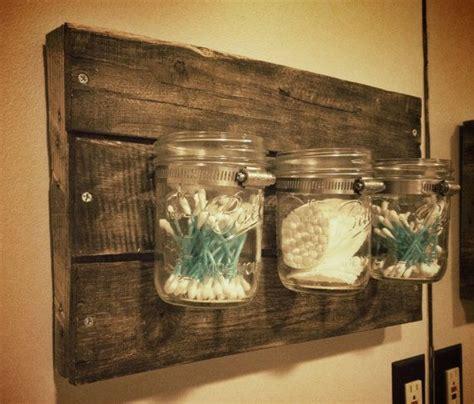 mason jar organizer ideas  pinterest jar