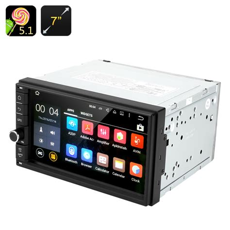 wholesale android 5 1 car stereo 2 din car stereo from china