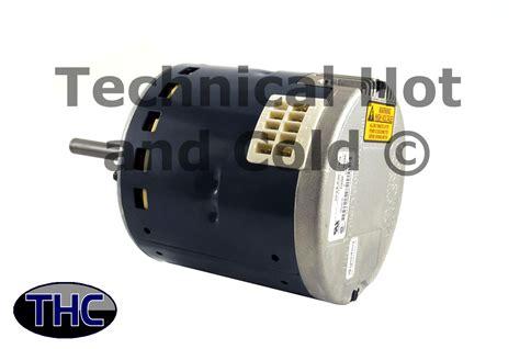 ecm blower motor carrier hd44ar234 ecm x 13 endura blower motor assembly