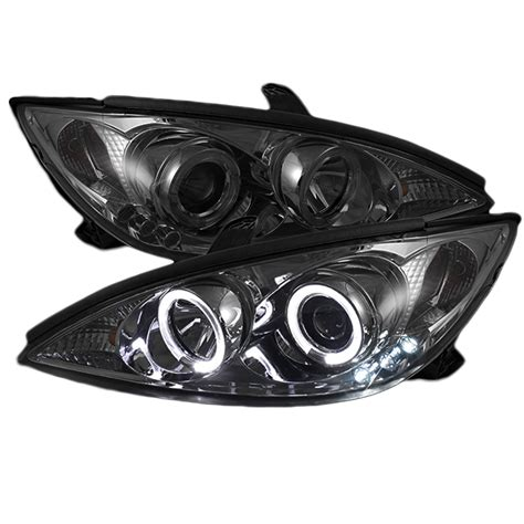 2004 toyota camry lights 2002 2004 toyota camry angel eye halo led projector