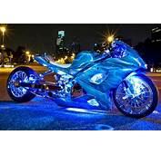 GLOW IN THE DARK MOTORBIKES  Chrome IT Advanced