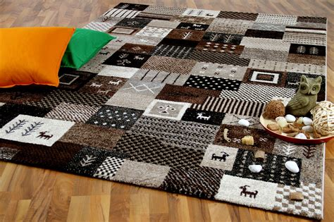 runder weißer teppich teppich ethno free runder jute teppich rosette ib laursen