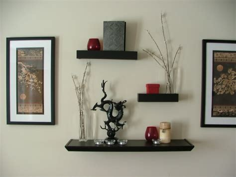 elegant wall shelves install floating wall shelves with ease home decorations