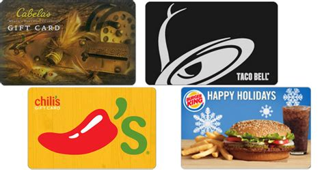 Taco Bell E Gift Card - dollar general 10 off w purchase of 2 gift cards cabela s taco bell chili s