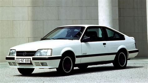 opel senator 1985 similarities between the opel monza concept original