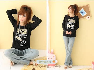 Fashion Korea Gs korean fashion 2013 autumn casual wear for adolescent