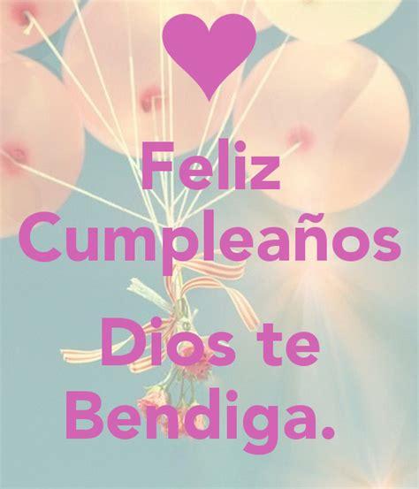 imagenes feliz cumpleaños que dios te bendiga feliz cumplea 241 os dios te bendiga poster gjh keep