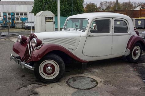 Citroen Traction by Citro 235 N Traction Une Voiture De Collection Propos 233 E Par