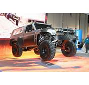Top 20 Vintage Off Road Rigs Of SEMA 2014 23 BJ Baldwin