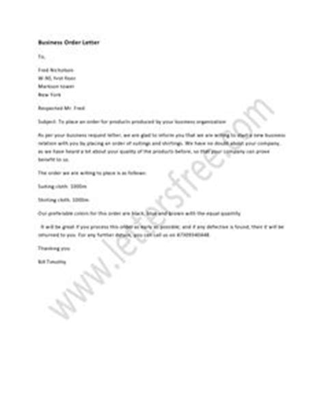 Purchase Order Regret Letter 1000 Images About Order Letter Sle On Order Letter Restraining Order And