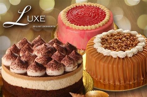 new year dessert list 50 select 1 from any of the 10 delectable 6 quot