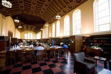 my housing ucla inside powell library photo credit stephanie diani