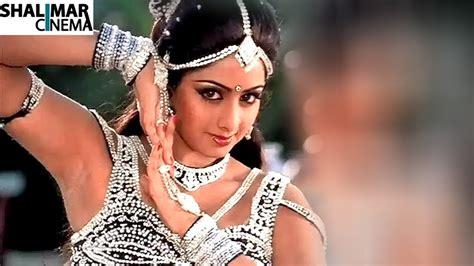 sridevi telugu hit songs jukebox a tribute to sridevi all time evergreen hit