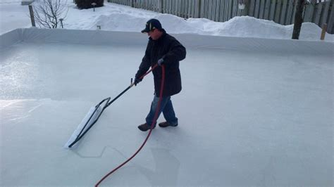 darren dreger backyard rink dreger report our passion for the outdoor rink article