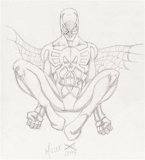 spider man 2099 by lordmylar06 on deviantart