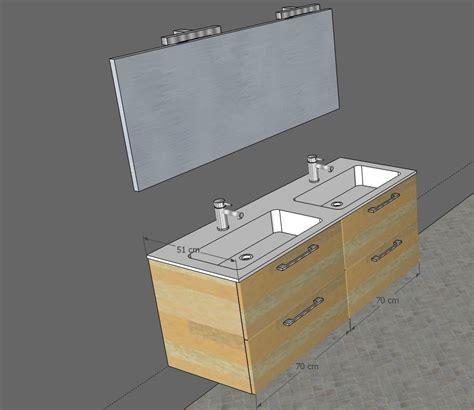 misure lavabi bagno promozione mobile bagno con doppio lavabo arredo bagno a