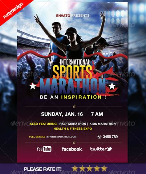 sports event flyer template best photos of sports event flyers sports event flyer