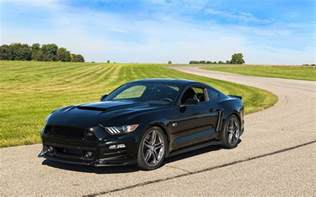 roush reveals its take on the 2015 ford mustang