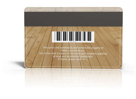 free ready made plastic card template