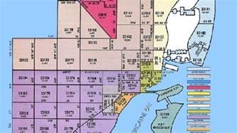 Miami Zip Code Map by Pics Photos Miami Dade Countyfl Zip Code