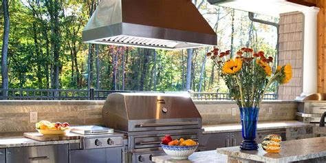 outdoor grill exhaust fan outdoor vent hoods kalamazoo outdoor gourmet
