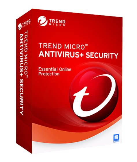 Trend Micro Security 10 For 1 User Windows 10 Support il miglior antivirus 2018 per pc windows 10 windows 7 et