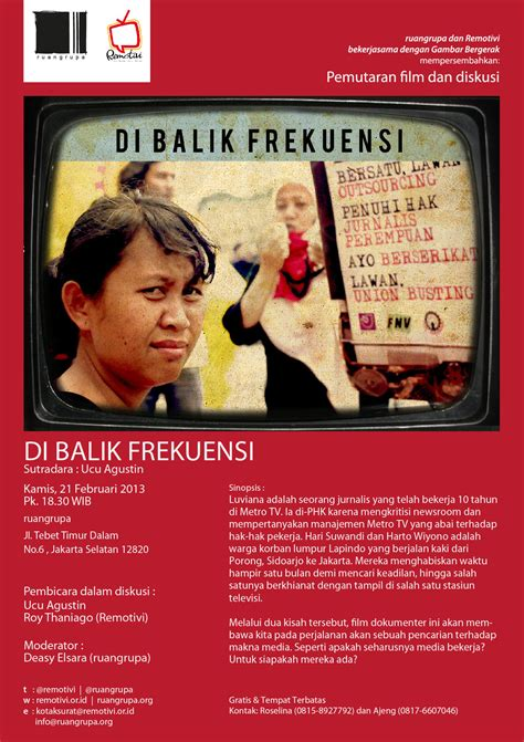 download film dokumenter di balik frekuensi 2013 update ruangrupa org