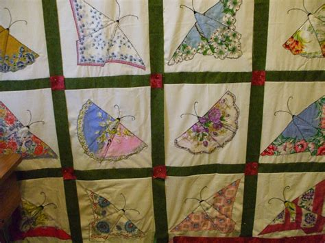 Handkerchief Butterfly Quilt Pattern by Quilts And By Cheryl Handkerchief Butterfly Quilt