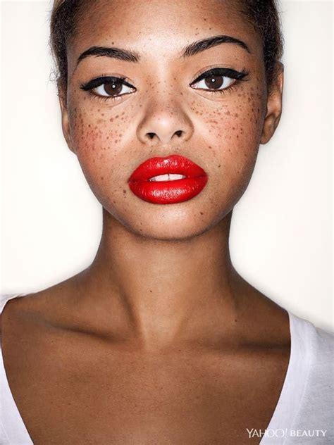 dark red lipstick for black women black women review red lipstick video