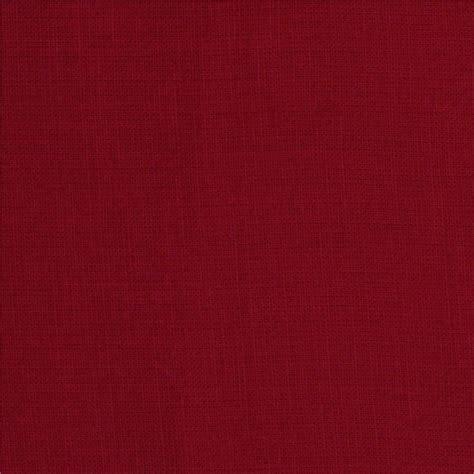 Washing A Duvet Medium Weight Linen Red Discount Designer Fabric