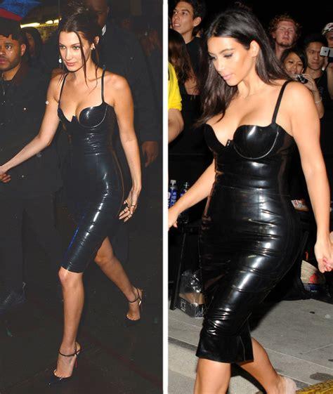 wear  latex trend av style