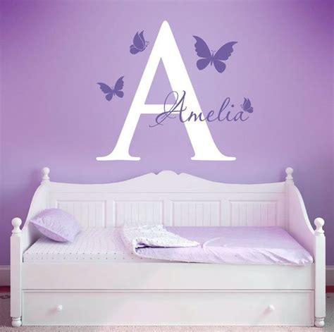 girls bedroom wall decals best 25 butterfly bedroom ideas on pinterest butterfly