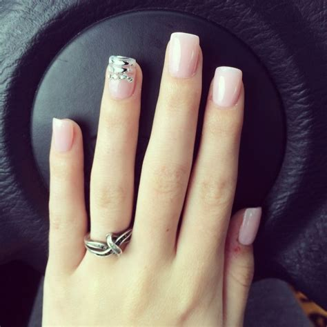 Light Pink Acrylic Nails by 1000 Ideas About Acrylic Nails On