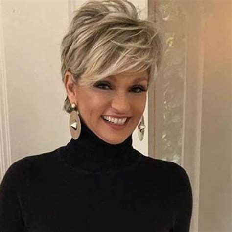 short haircuts for 55 and older front and back views splendid short haircuts for older women love this hair