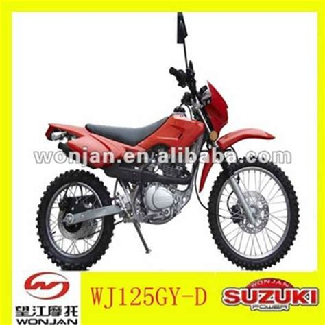 Suzuki 125 Dirt Bike Top Speed 125cc Dirt Bike Motorcycle Wj125gy 2 Suzuki Engine