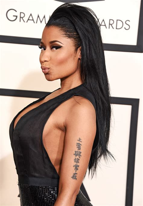 meaning tattoo nicki minaj celebrities with tattoos whoopi goldberg rihanna zoe