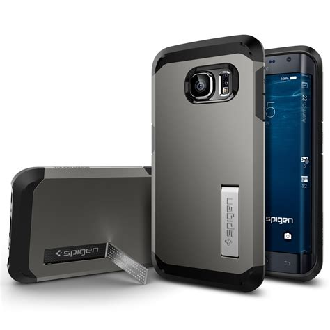 Spigen Slim Armor Samsung Galaxy S6 Hardc Limited spigen launches cases for the galaxy s6 edge depicts just